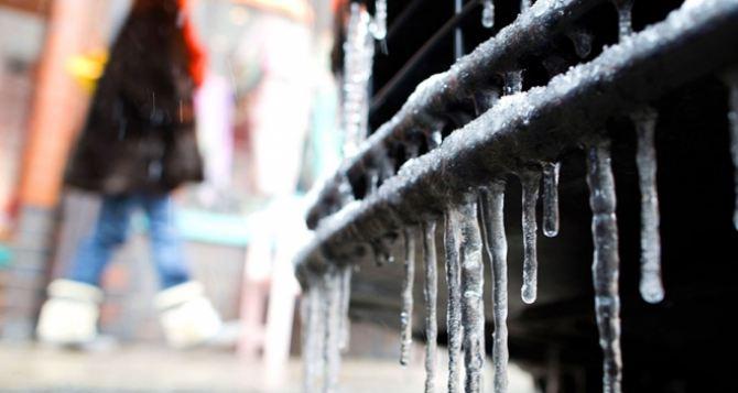 Синоптики предупреждают о похолодании и мокром снеге