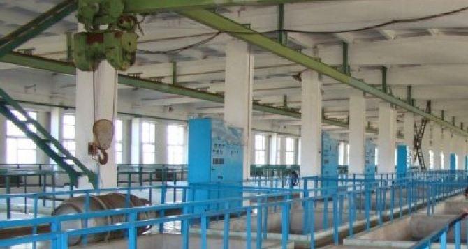 Запуск Донецкой фильтровальной станции запланирован на 14марта