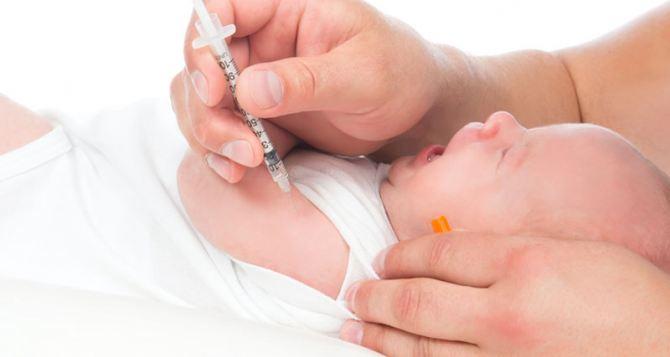 В самопровозглашенной ЛНР почти 95% новорожденных вакцинированы против туберкулеза