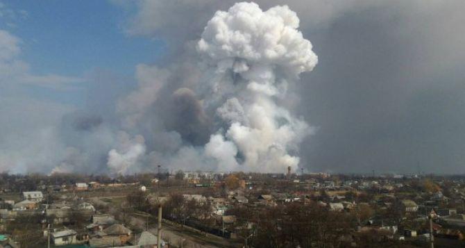Луганская область поможет жителям Балаклеи