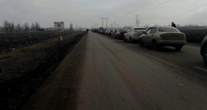В ДНР обустроили центры соцпомощи и админуслуг для жителей подконтрольной Киеву части Донецкой области