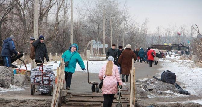 В Минске обсудят вопрос восстановления моста в районе Станицы Луганской