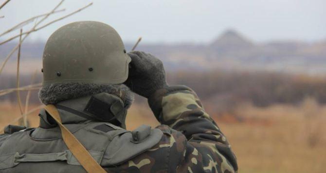 Ситуация на Донбассе. Обстрелы по всем направлениям