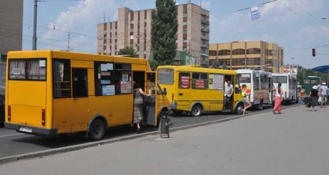 Коммунальный транспорт Луганска 16апреля будет работать бесплатно
