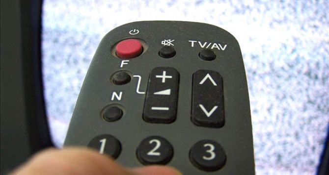 В Луганске временно будут отключать телерадиовещание