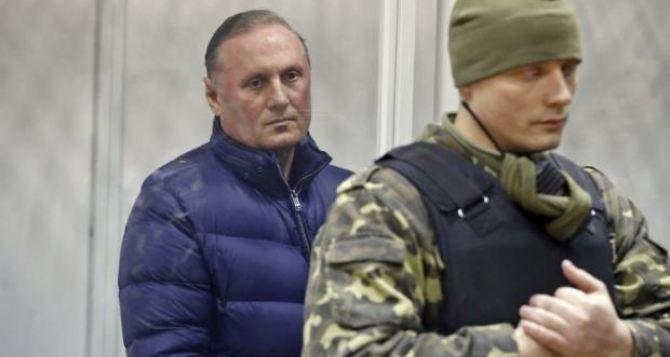 Ефремову продлили содержание под стражей до лета