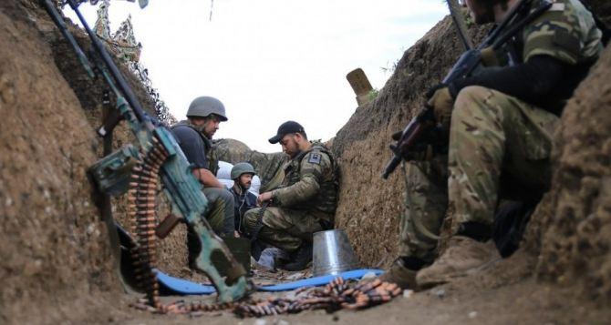 Обстрелы не прекратились. Ситуация на Донбассе