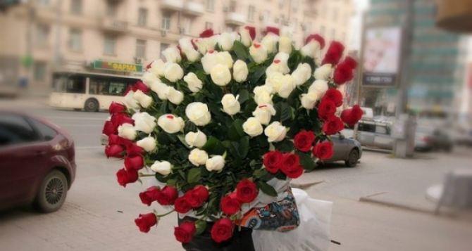 Доставка цветов дом луганск доставка цветов одесса цены