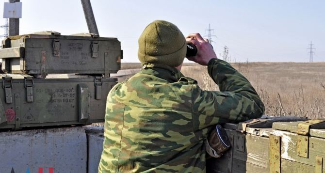 Штаб АТО: В итоге обстрела боевиками опорного пункта ВСУ погибли двое военнослужащих