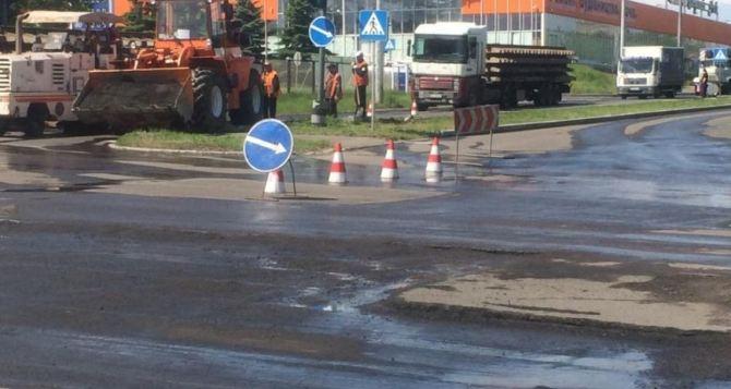 На ремонт дорог в Донецкой области направят 500 миллионов гривен