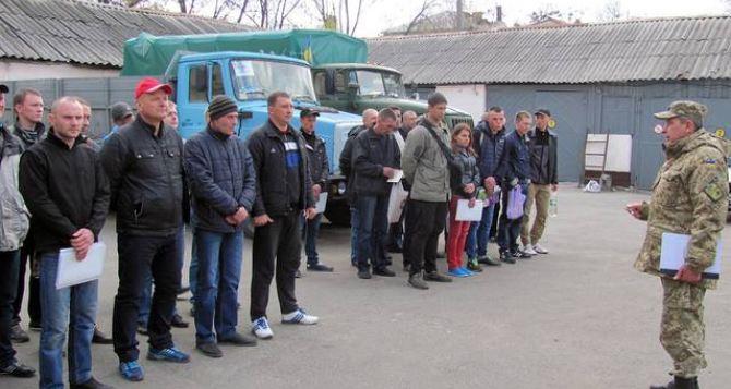 С начала года более 600 жителей Харьковской области подписали армейский контракт