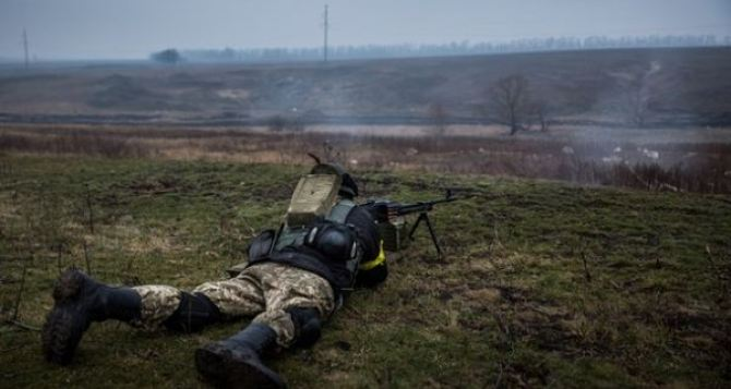 Сутки на Донбассе. Есть раненые и убитые