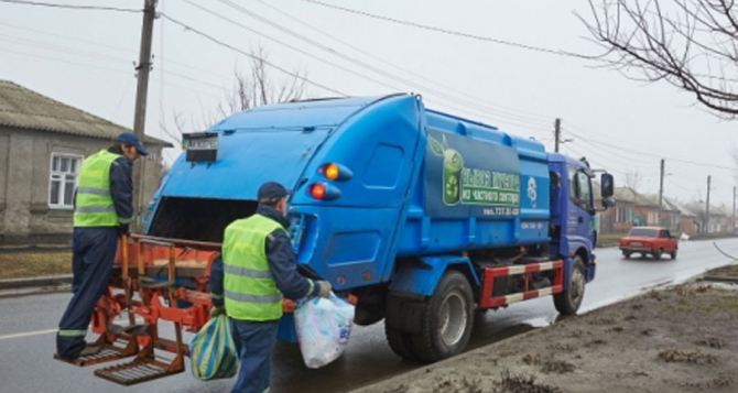 В Харькове дорожает вывоз мусора