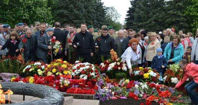 В Донецкой области не допустили провокаций на 9мая