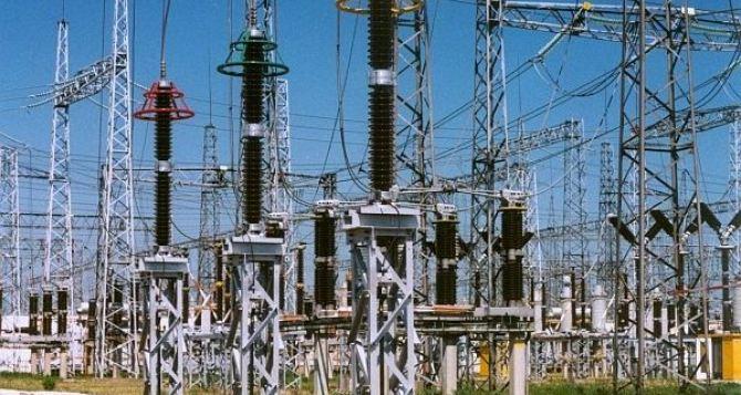 В Луганской области построят новую подстанцию для стабильного энергообеспечения региона