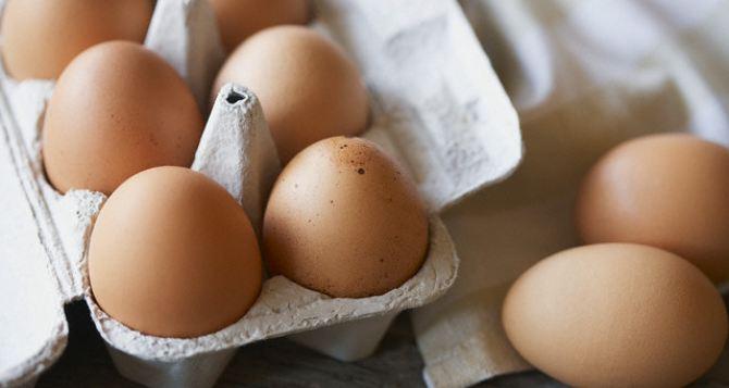 В Луганской области подешевели яйца, масло и говядина