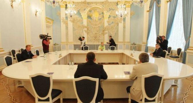 В Минске начались переговоры участников подгруппы по безопасности