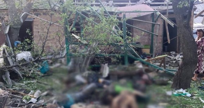 Обстрел Авдеевки 13мая квалифицирован как теракт