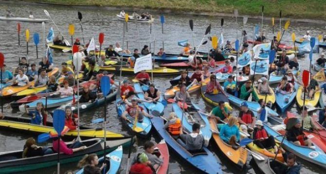 В Харькове состоится фестиваль водного спорта и туризма