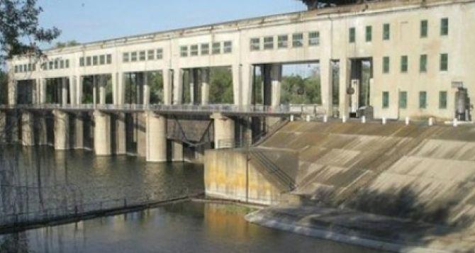 Район Донецкой фильтровальной станции снова под обстрелом