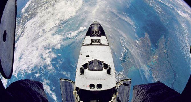 Астронавт снял на видео Землю из открытого космоса