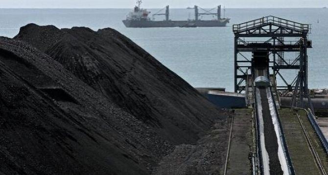 В Украине на следующей неделе ожидают уголь из ЮАР