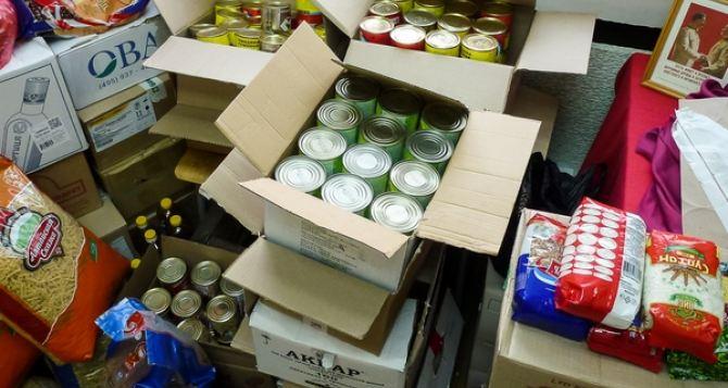 Жители Луганска могут получить гуманитарную помощь от ООН