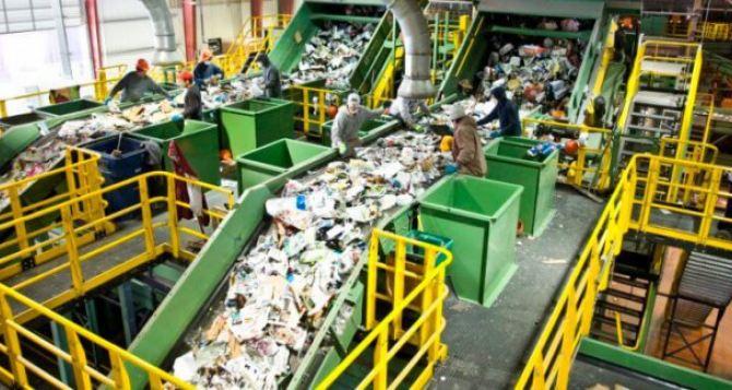 В Харькове построят мусороперерабатывающий завод