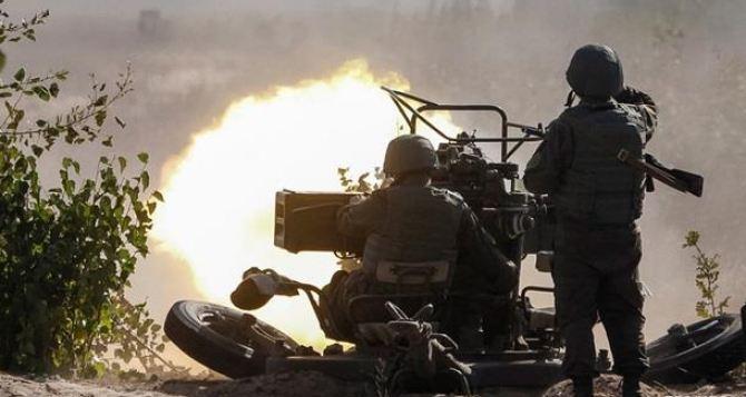 Ситуация на Донбассе за минувшие сутки