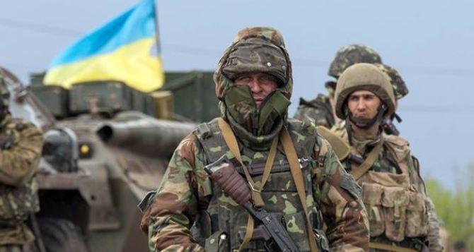 В Луганской области зафиксировано 9 нарушений «режима тишины»
