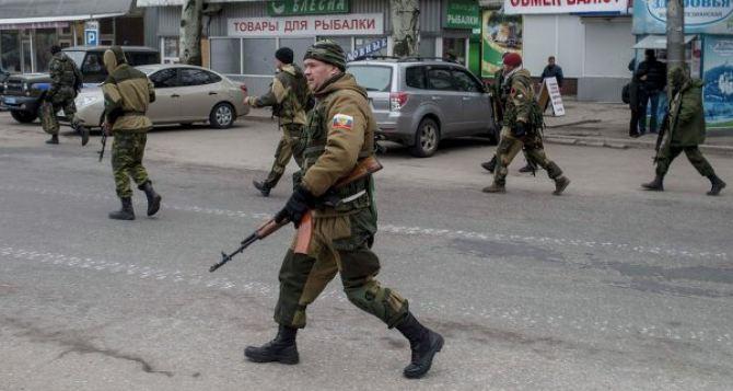 В самопровозглашенной ДНР начались учения силовиков по противодействию терроризму