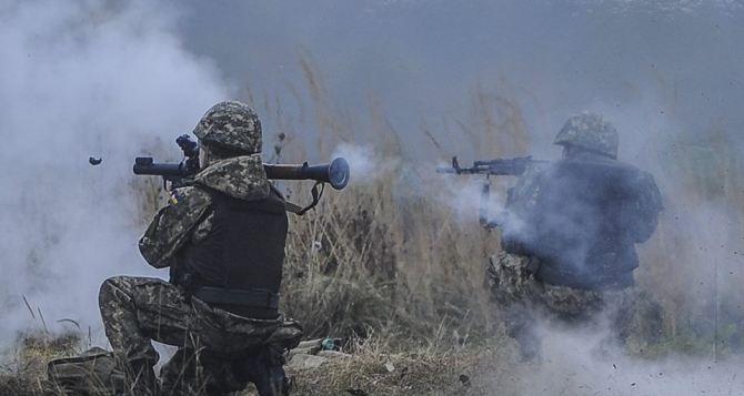 В Луганской области в результате обстрела поврежден газопровод