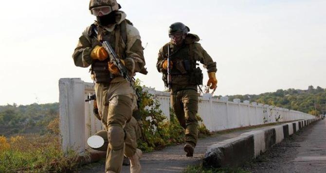 Ситуация на Донбассе остается сложной. —Военные (дополнено)