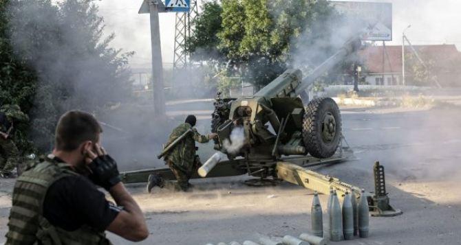 Самая напряженная ситуация на луганском направлении. Сводки военных за сутки на Донбассе