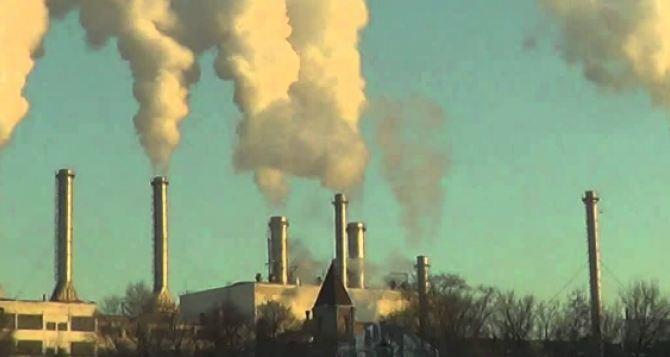 Лисичанск попал в топ-15 самых загрязненных городов Украины