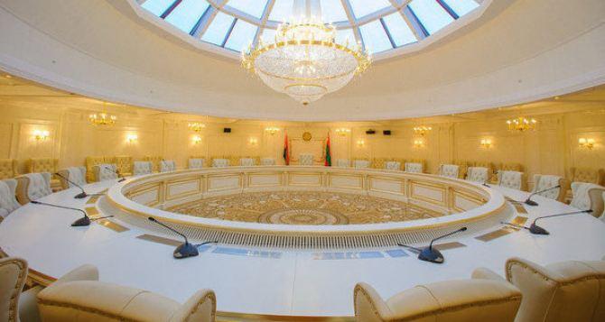 Контактная группа до конца лета проведет в Минске еще пять встреч по Донбассу