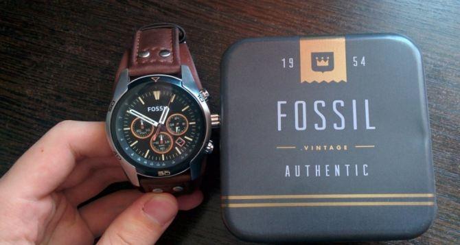 2735b5c11c22 Часы Фоссил — лидер на мировом рынке - Новости Луганска