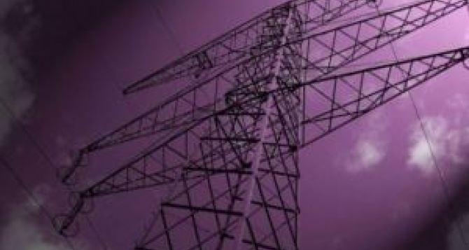 ДНР задолжала Украине за электричество почти 4 миллиарда гривен. —Жебривский