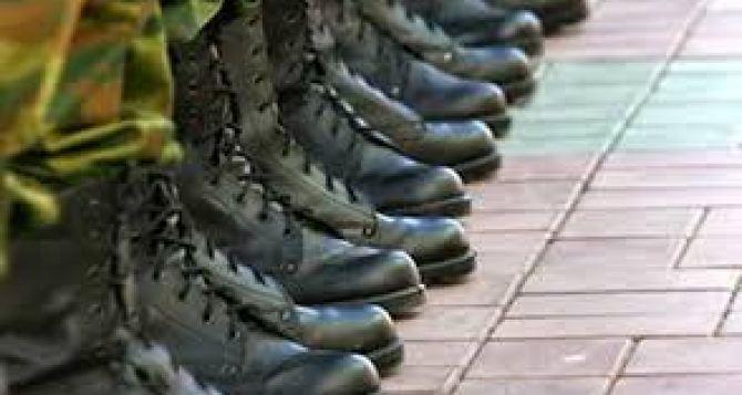 В Украине хотят объявить внеочередной летний призыв на воинскую службу