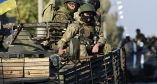 Военного положения на Донбассе не будет. —Нардеп