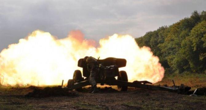 Киев выпустил поЛНР неменее 200 боеприпасов засутки— штаб