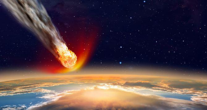 К Земле несется «потенциально опасный» астероид