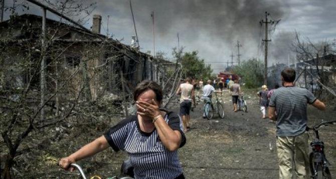 Около 4 миллионов украинцев из-за войны на Донбассе нуждаются в гумпомощи. —ОБСЕ