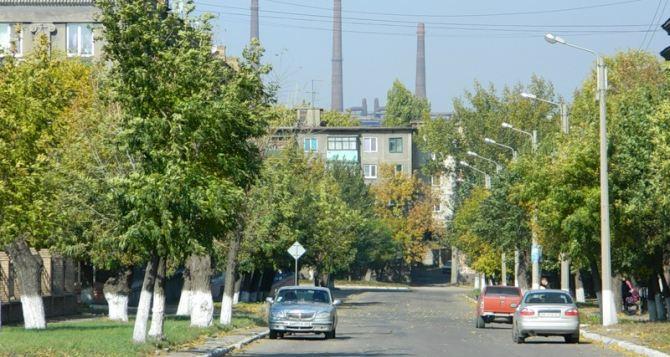 Треть дорог Алчевска в неудовлетворительном состоянии. —Мэрия