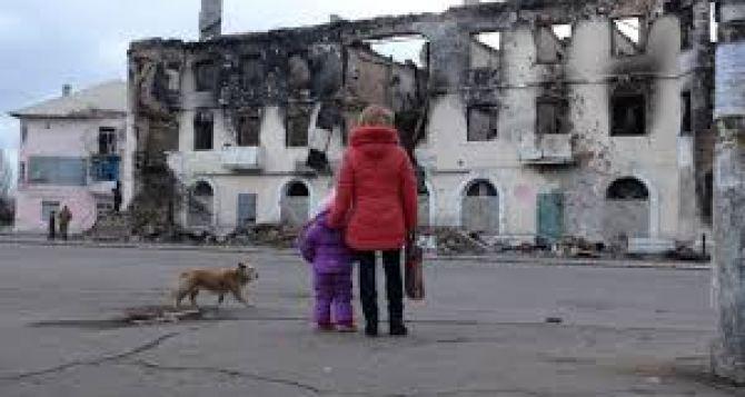 Украина потеряла из-за войны на Донбассе $50 млрд. —Министерство обороны