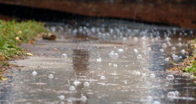 Дожди с грозами продержатся до конца недели. —Синоптики