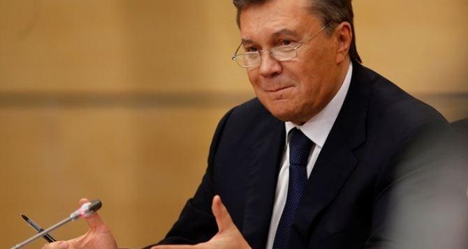 Ябы очень хотел, чтобы Крым вернулся в состав Украины. —Янукович