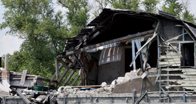 В самопровозглашенной ДНР повреждены обстрелами более 25 тысяч жилых домов