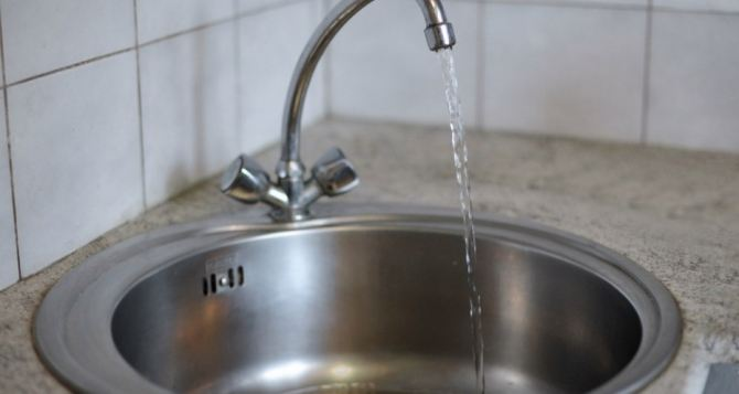В Алчевске снова сократили подачу воды