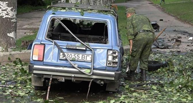 В самопровозглашенной ЛНР задержали подозреваемых в совершении взрывов